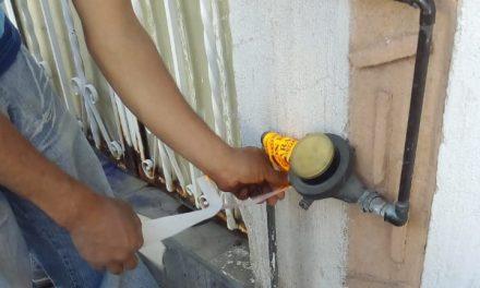 CAASIM ha detectado y cortado más de 400 tomas clandestinas de agua