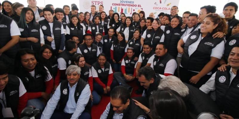 """12 mil hidalguenses son beneficiarios de """"Jóvenes Construyendo el Futuro"""""""