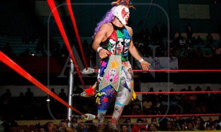 Regresan Psycho Clown y La Parka a la Arena Afición
