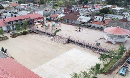 Invirtieron 7 mdp en Mercado Municipal de Agua Blanca
