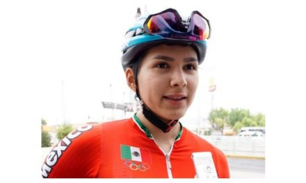 Yareli Salazar, lista para rodar en el Campeonato Panamericano de Ruta