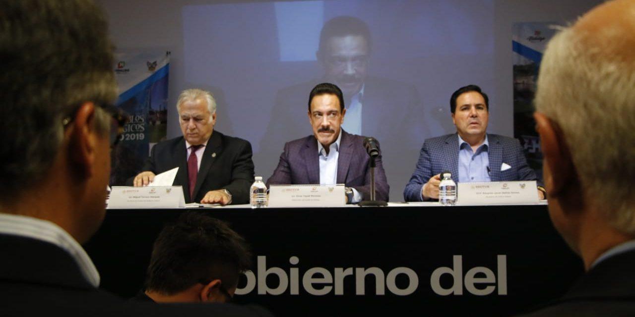 Hidalgo, sede del Tianguis de Pueblos Mágicos de México 2019