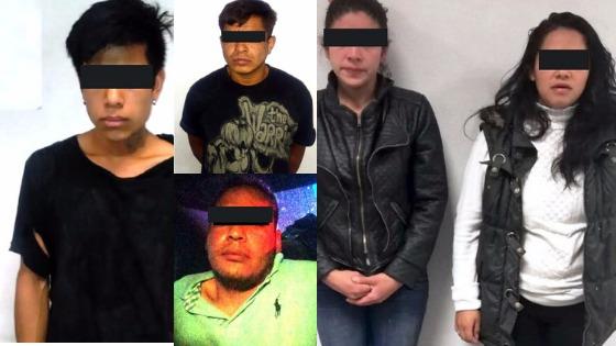 Detiene SSPH a cinco por probables delitos en región de Pachuca