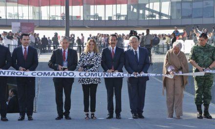 Inauguran en Hidalgo el C5i más avanzado de América Latina