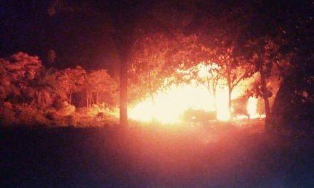 Explotó ducto de Pemex en Chiapas; no hay reporte de lesionados