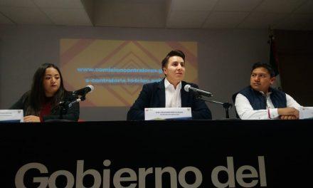 Abren convocatorias en Contraloría Social y Transparencia en Corto