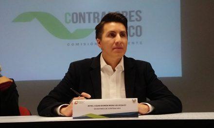 Detectan 126 presuntas empresas fantasma en Hidalgo