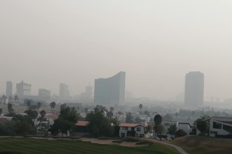 Activan contingencia ambiental atmosférica extraordinaria