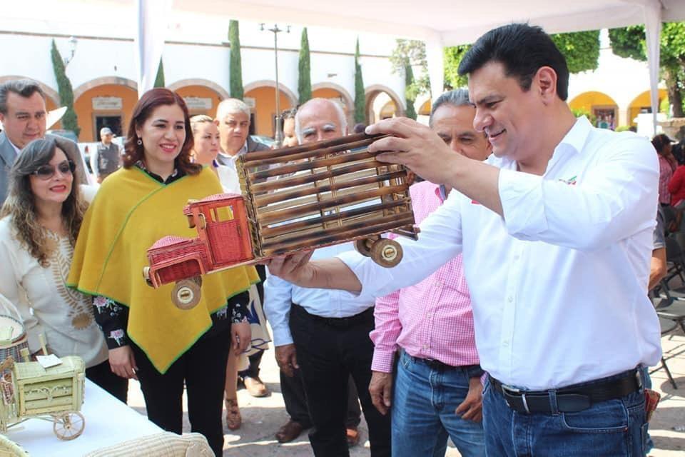 """461 artesanos se inscribieron a concurso """"Hecho en Hidalgo"""""""