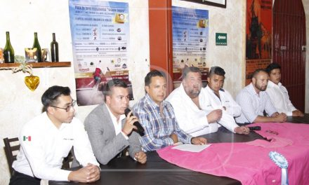Forcados amadores de Hidalgo celebrarán una década con festival de rejones