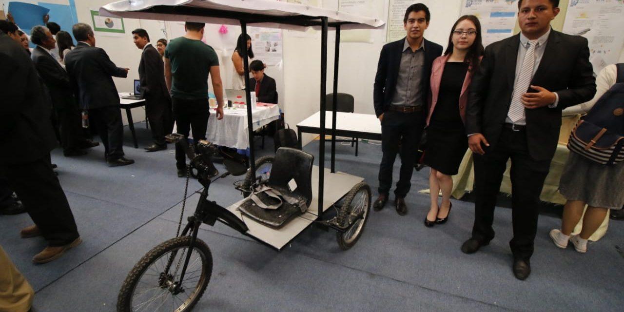 Presentan 23 proyectos estudiantiles en el Evento Nacional de Innovación Tecnológica