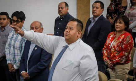 Nombran a nuevo secretario de Seguridad Pública de Mineral de la Reforma