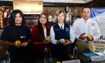 Pachuca será sede del Torneo Oficial de Cubo Rubik