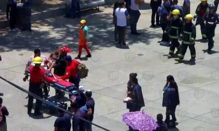 Niño resulta lesionado luego de ocupar un juego para menores con discapacidad
