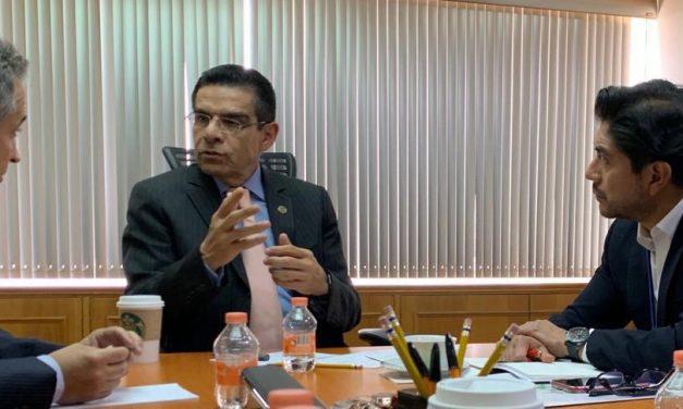 Hidalgo, CDMX y Edomex acuerdan agenda conjunta para fortalecer desarrollo económico