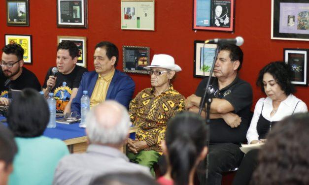 El narrador y cronista hidalguense, Mario Trejo González recibe homenaje