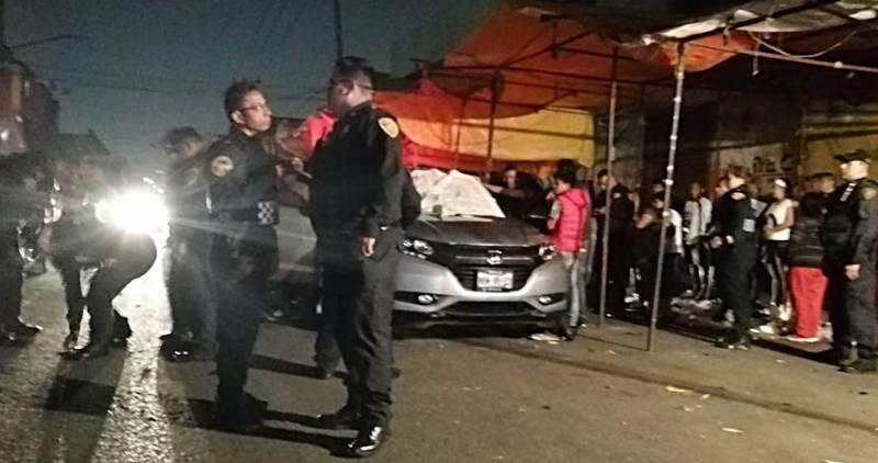 Detienen a líderes de grupos criminales de Tepito