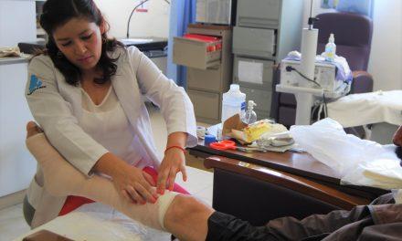 Las heridas crónicas constituyen un problema de salud pública