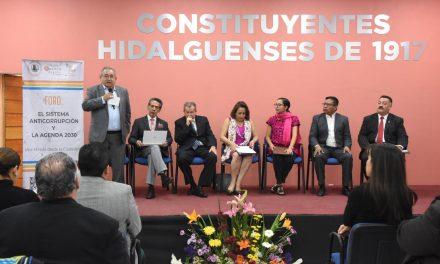 En Hidalgo hay registradas 467 denuncias de corrupción