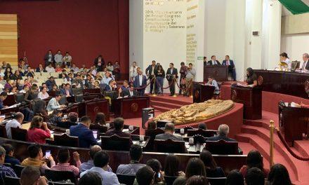 Aplazan propuesta de mayoría en el Congreso local