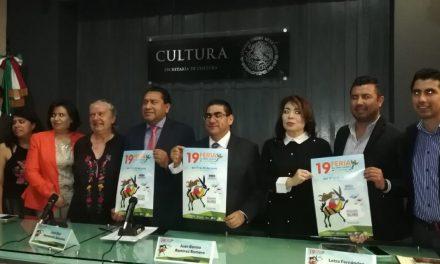 Habrá 652 actividades culturales en la Feria del Libro Infantil y Juvenil