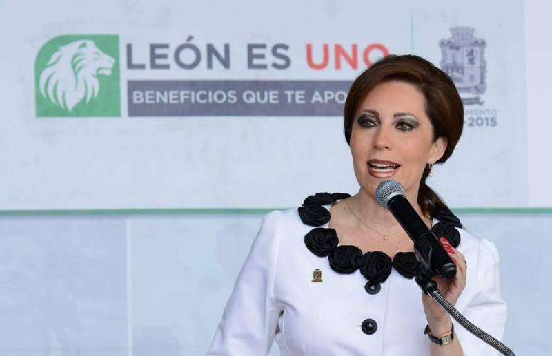 Detienen a Bárbara Botello, exalcaldesa de León, Guanajuato