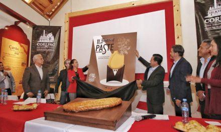 Develan cartel del Festival Internacional de Paste