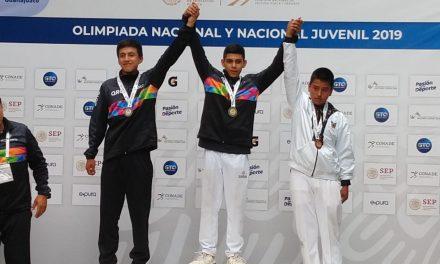 Frontón, con bronce en Olimpiada Nacional; ciclismo y tiro con arco, a la espera