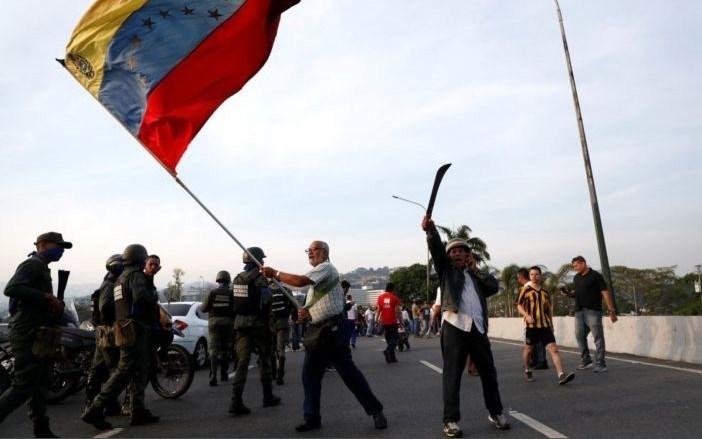 Maduro amenaza a quienes encabezaron Operación Libertad