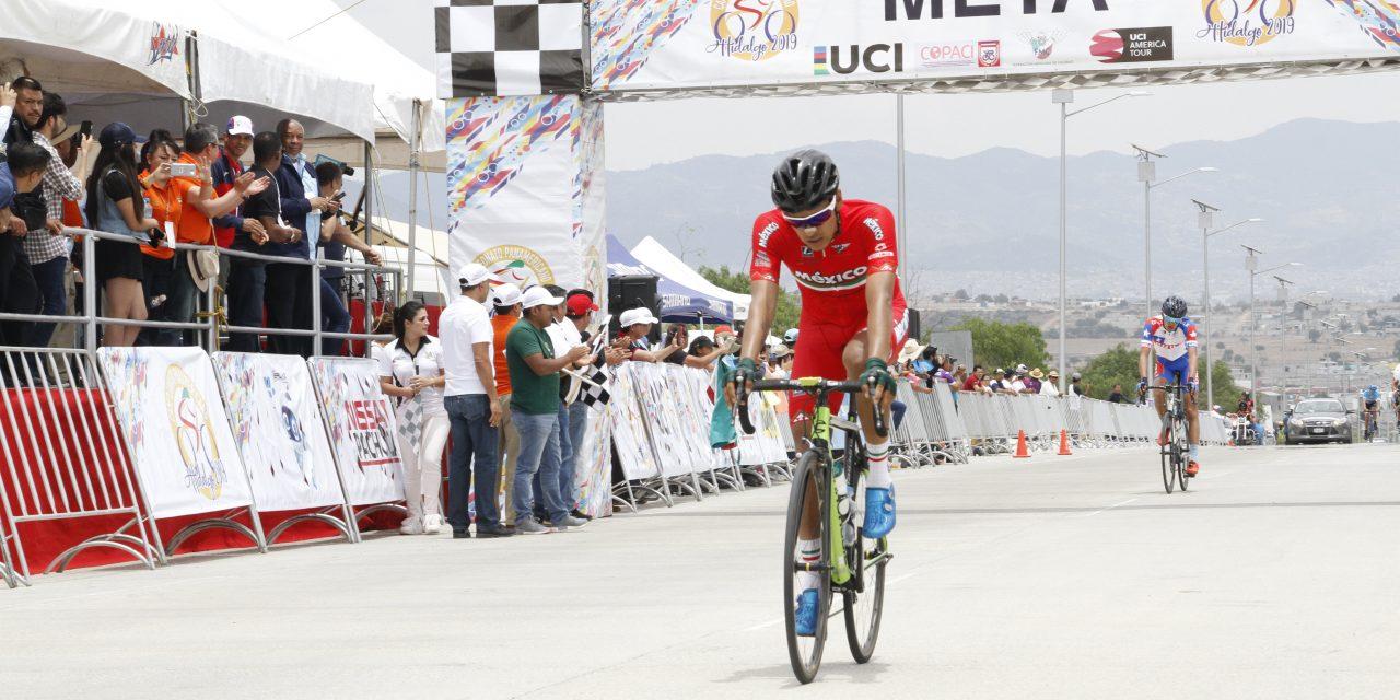 Fernando Islas, cuarto en el Panamericano de Ciclismo de Ruta Sub 23