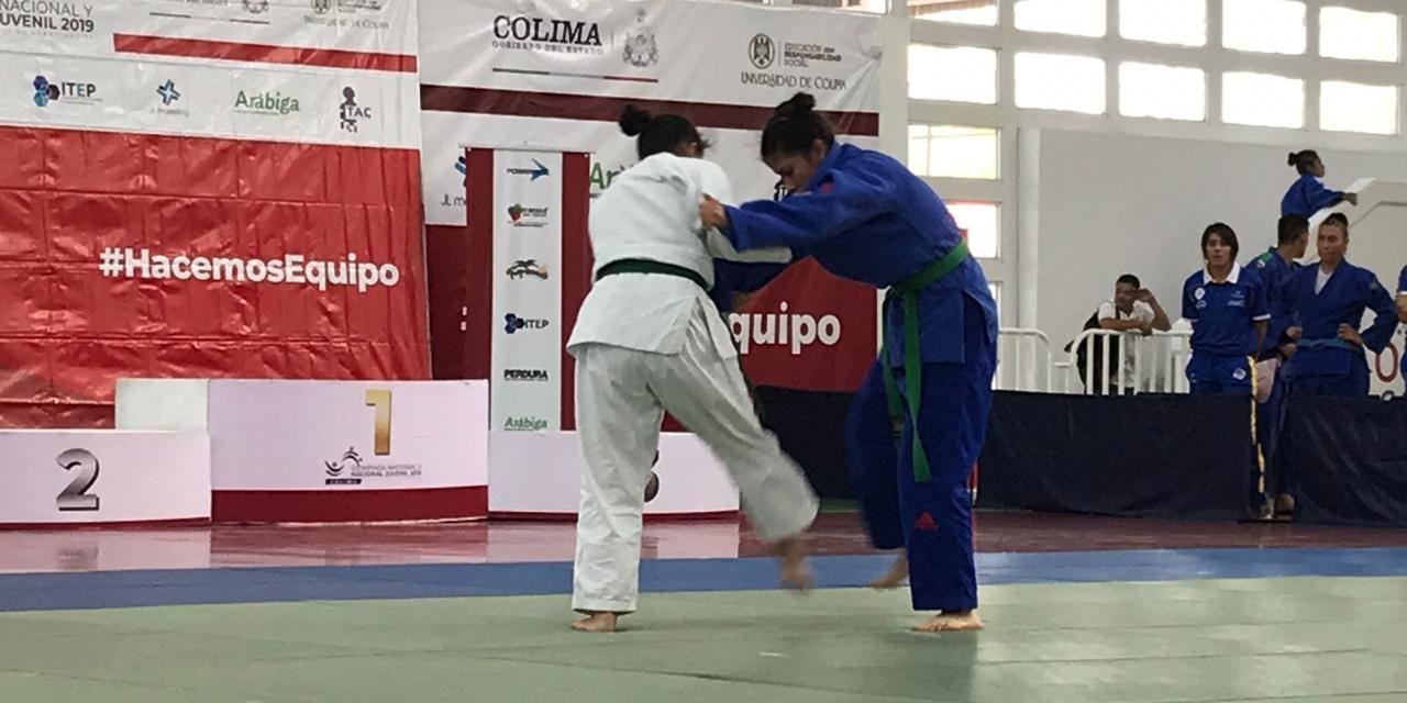 Judo hidalguense sumó 5 bronces más