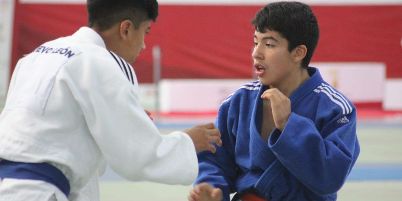 Judo hidalguense sumó cuatro medallas en primera jornada de olimpiada