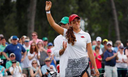 María Fassi debuta en golf profesional; su meta, Juegos Olímpicos