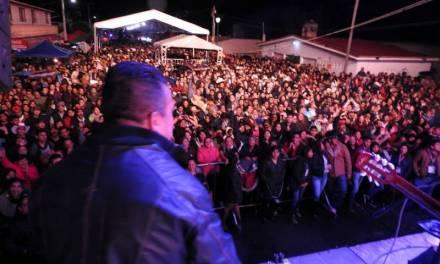 Reportan saldo blanco en la Feria Tolcayuca