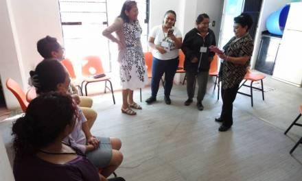 Mujeres tolcayuquenses participarán en taller de Sana Convivencia Familiar