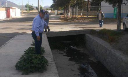 Relanzan en Tolcayuca el Programa de Brigadas de Limpieza
