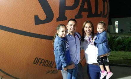 Sergio Molina, campeón dentro y fuera de la duela