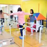 Adultos mayores principales beneficiarios de la UBR de San Salvador