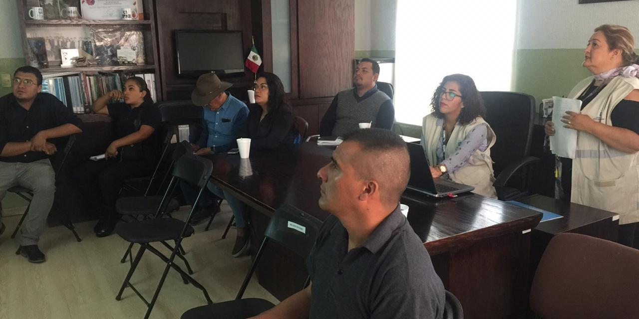 Presentan en Tolcayuca el Censo Nacional de Gobiernos Municipales