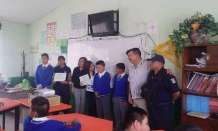 Promueven conductas favorables entre jóvenes de Tolcayuca