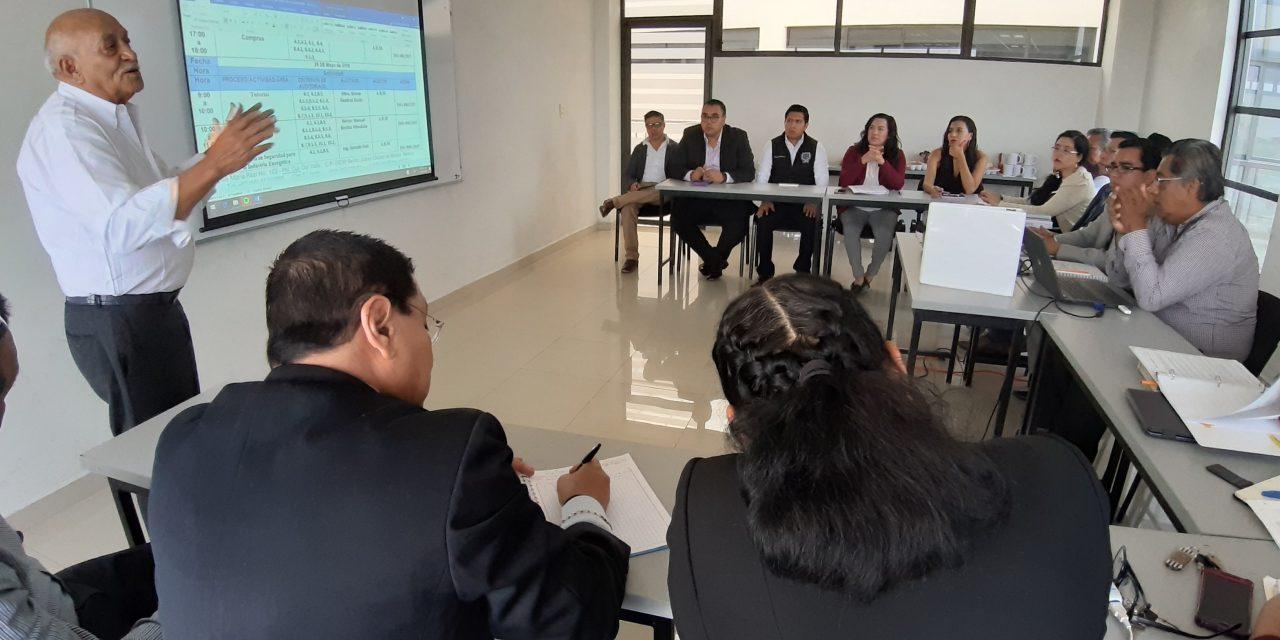 Aprueba Universidad Politécnica de la Energía evaluación de Sistema de Calidad