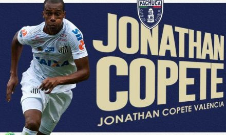 Jonathan Copete, quinto refuerzo de los Tuzos