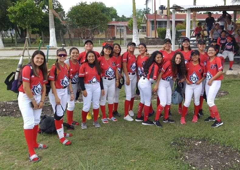 Hidalgo, subcampeón en torneo regional de softbol femenil