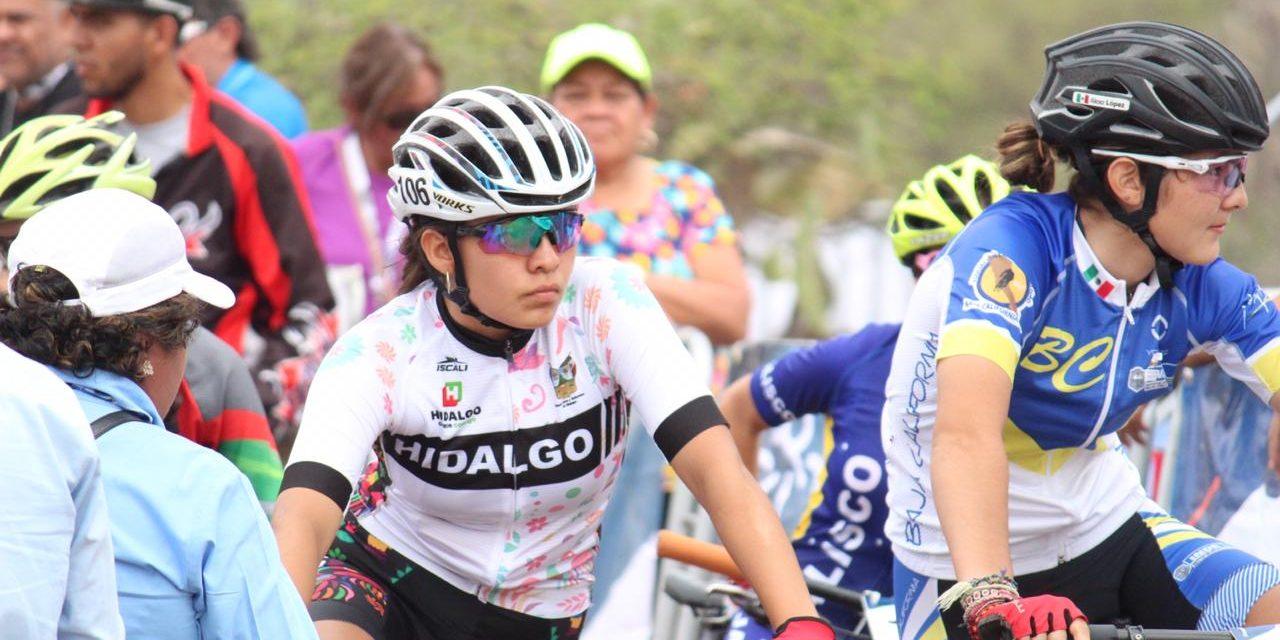 Ciclismo cerró con siete medallas en Olimpiada Nacional 2019