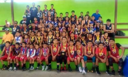 Osos-Tasquillo, abejas y popeyes, campeones de la Liga infantil y juvenil de Ixmiquilpan
