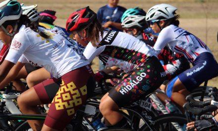 Un oro y dos platas más en ciclismo y frontón enOlimpiada Nacional