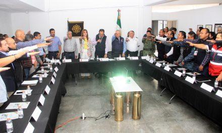 Instalan en Tulancingo el Comité Municipal de Emergencias 2019