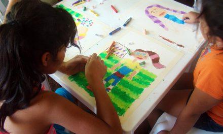 Alistan concurso de dibujo sobre Migración en Villa de Tezontepec