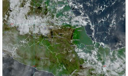 Existe potencial de lluvias para este martes en Hidalgo