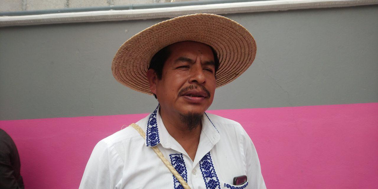 Indígenas de Hidalgo piden ser tomados en cuentas para reformas electorales